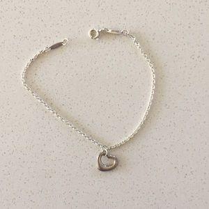 Tiffany's Open Heart Bracelet